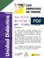 LOS DERECHOS DE TODOS