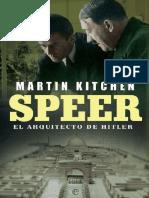 Speer - Martin Kitchen