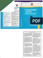Comprensión Lectora 3 Manual Para El Docente de Tercer Grado de Secundaria