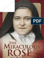 The Miraculous Rose Novena to Saint Therese