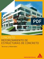 Folleto Reforzamiento Estructuras de Concreto 2017-1