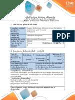Guía de Actividades y Rúbrica de Evaluación - Paso 3 - Plan de Mejoramiento Proyectado