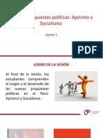 PPT Sesion 5 Nuevas Propuestas Politicas