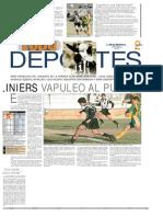 Primer gol de Julio Acosta en Liniers