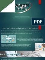 Presentación UnADM