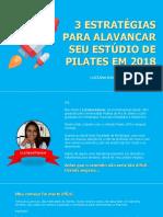 3 Estrategia s Pilates