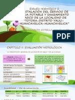 Analisis Estudio Hidrologico 2-Carhuaricra Estrella