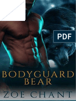 01. Bodyguard Bear - Protection. Inc - Zoe Chant - Exclusive Book's