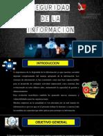 Seguridad de La Informacion- Universidad