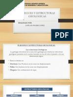 Estructucturas Geologicas y Pliegues
