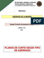 Práctica 2 - Aserrado - SC II 2018 I