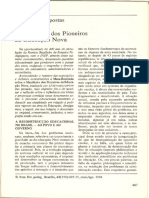 Manifesto Dos Pioneiros Educacao Nova