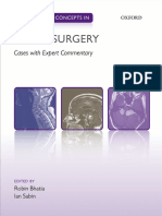Robin Bhatia, Ian Sabin-Challenging Concepts in Neurosurgery_ Cases With Expert Commentary-Oxford University Press (2015)