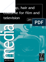 Jan Musgrove-Make-Up, Hair and Costume for Film and Television (Media Manuals) (2003)