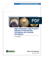 High Temperature, High Pressure Equation of State Density Correlations and Viscosity Correlations GO, US Department of ENERGY, 2012.pdf