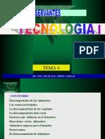 4_TEMA_4_PRESERVANTES__ALIMENTOS