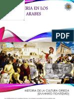 griegos arabes