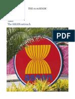 The ASEAN Outreach
