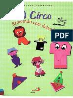 Brincando Com Dobradura- O CIRCO