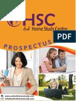 OHSC Prospectus