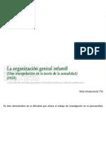 FREUD OrganizacionGenital