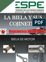 Exposicion Biela y Cojinete Final