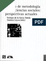 La metodología marxista y el configuracionismo latinoamericano