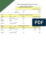analisis precios unitarios  cambio de durmientes pk 99 al 138 F.xls