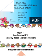 Pendekatan IBSE
