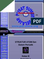 Bahan Ajar Kd Struktur Atom