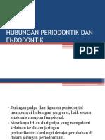 Hubungan Periodontik Dan Endodontik