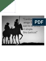 La Libertad en d Quijote Imagen