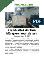 Deportes Red Star