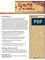 Ignite the Church Vision