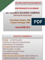 Patologia Benigna de La Mama EAP MH 2013