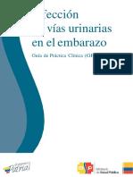 Guia Infeccion Urinaria ecuador