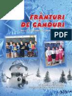 Revista FRÂNTURI DE GÂNDURI  ANUL IV, Nr 12 / 2018