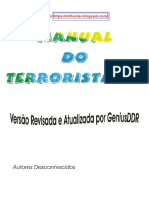 Manual Do Terrorista Br by Geniusddr
