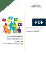 Caracteristicas Del Mercado Laboral en Paraguay