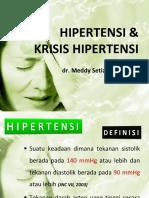Hipertensi Dan Krisis Hipertensi