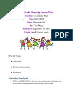 diversity lesson plan 1  2   1   3