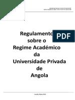 2013_Regulamento Academico UPRA