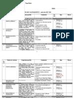 Planificare Istorie 1 Ora VI 2017-2018