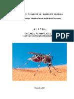 Agenda Pentru Turisti Malaria