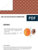 ARMD (Age-Related Macular Degeneration)