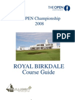 British Open - Royal Birkdale Golf Club