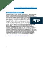 A realização regular de análises e previsões macroeconômicas da65s finanças públicas.docx