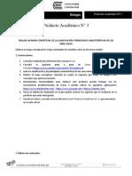 Biologia-Producto Académico N3 [Entregable]