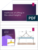 Lifting Methods