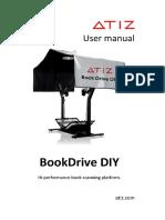 Bookdrive_diy_manual Capture and Editor